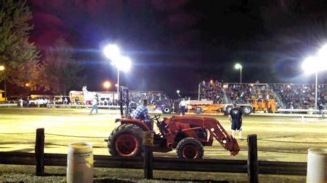 2013 Chelsea Fair Truck/Tractor Pulls - YouTube