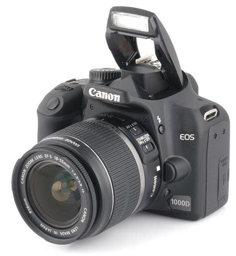 kamera canon dslr 500d canon eos 1000d review