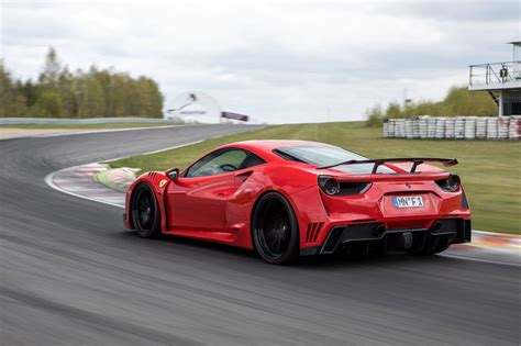 Novitec Ferrari 488 N Largo Takes New Widebody Kit To The