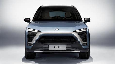 NextEV NIO ES8 Electric SUV Wallpaper   HD Car Wallpapers ...