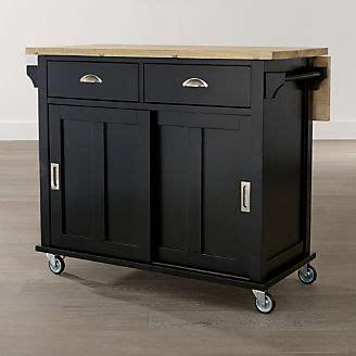 Kitchen Islands & Carts   Crate and Barrel