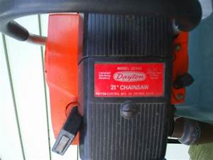 Chainsaw Collectors Marketplace  Dayton  Sell