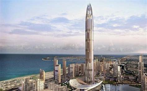 dubai sorgera il grattacielo piu alto del mondo