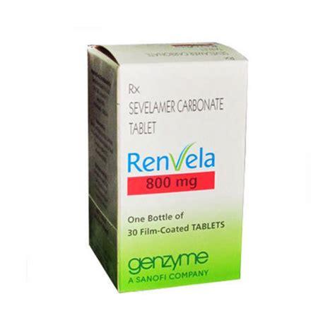 Sevelamer Carbonate Tablet, 800 Mg, Rs 200 /pack Mediexa ...