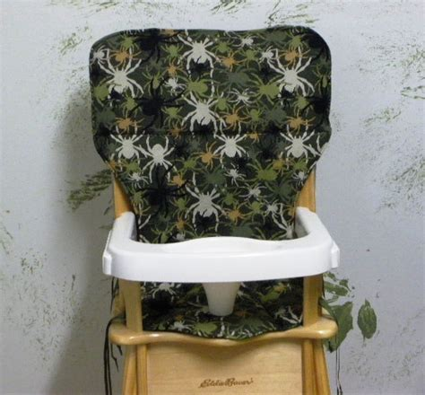 lind high chair cushion eddie bauer lind high chair cover replacement pad camo