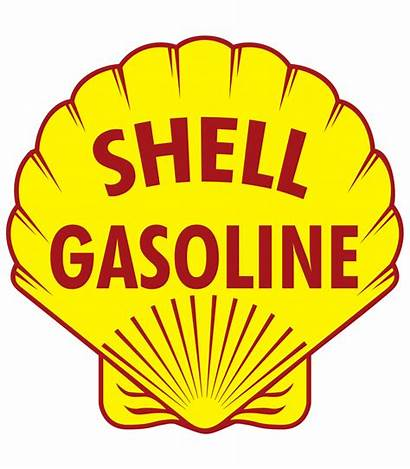 Shell Gasoline Kopen Sticker