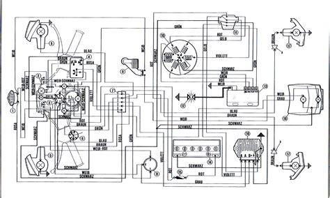 kabelbaum bgm original vespa px alt 1982 1984 12v elektronische z 252 ndung mit