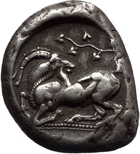 Image result for GREEK COIN WITH GOAT