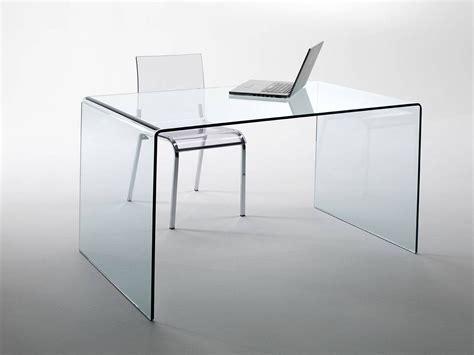 table de bureau en verre http infabbrica com jour tables tables en verre