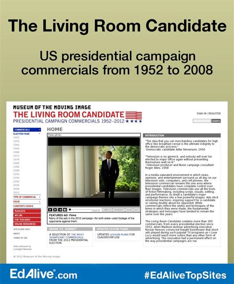 the livingroom candidate the living room candidate edalive enews
