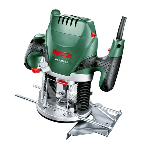 lada pantografo bosch 1200w plunge router pof 1200 ae departments diy