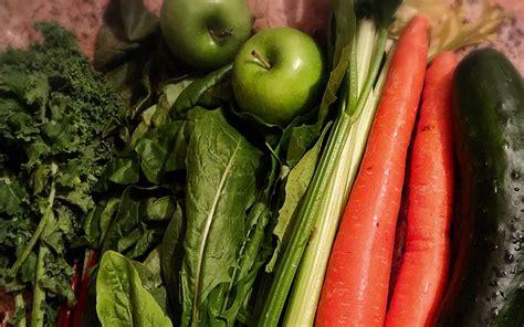 celery juice apple kale