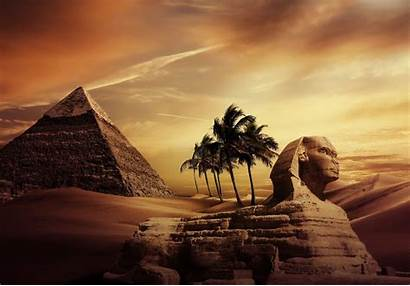 Egypt Ancient Pyramids Backgrounds Wallpapers Cities