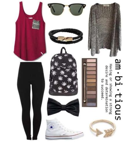 6 cute school outfits for teen girls - Page 3 of 6 - myschooloutfits.com