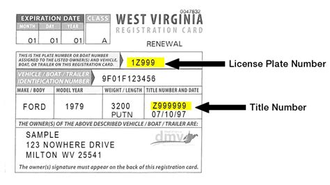 Florida Register Boat Without Title by Wv Dmv Skip The Trip