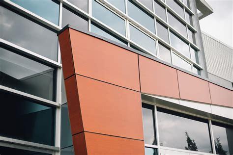 wood composite phenolic resin panels imark architectural metals