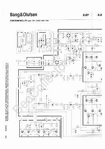 Bang Olufsen Beolink Mcl 2p Sch Service Manual Download  Schematics  Eeprom  Repair Info For