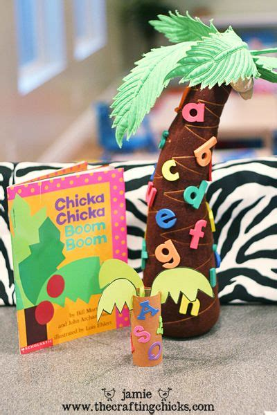 chicka chicka boom boom and activities on 484 | 5796561f5afadeb3388da5543e63d4fd
