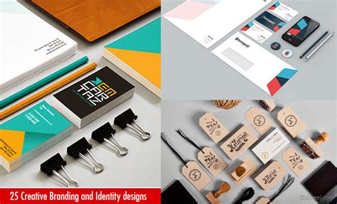 25 Creative And Awesome Branding And Identity Designs