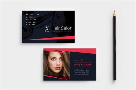 We did not find results for: Hair Salon Business Card Template ~ Business Card Templates ~ Creative Market
