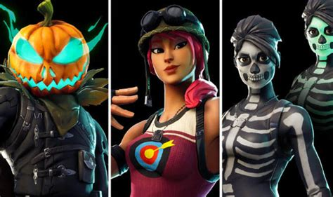 fortnite  leaked skins   outfits items