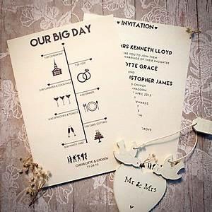 timeline day invitation wedding invitations With wedding invitation design timeline