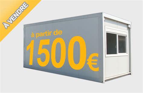 bureau modulaire d occasion touax occasion le spécialiste de la vente de bungalows d