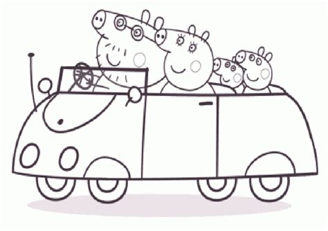 Coloring Peppa Pig by Peppa Pig Coloring Pages Peppa Pig Coloring Pages