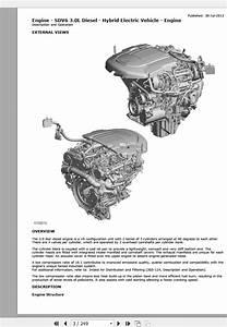 Range Rover Sport L494 Service Manual Repair Manual