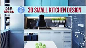 30 Small Kitchen Design for Small Space – Beautiful Design