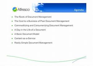 really simple document management with alfresco With alfresco document management pricing