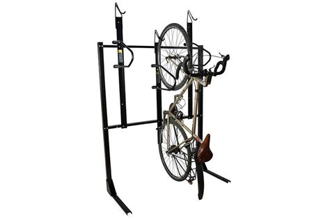 saris vertical  bike wall rack saris bike parking rack