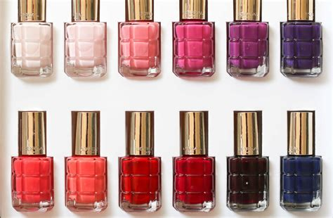 infused nail l 39 oreal le vernis a l