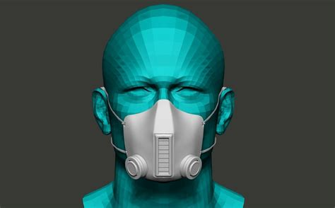 Sports Training Mask With Filter