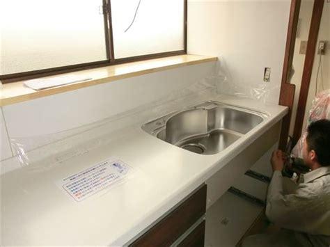 glass backsplashes for kitchens pictures リフォーム実例 61 システムキッチン入れ替え 憧れ住空間 6804