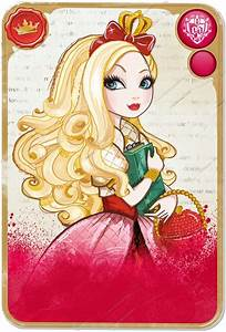 Apple White - Ever After High Wiki