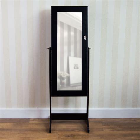 floor mirror ebay uk nishano jewellery cabinet mirror floor free standing bedroom storage organiser ebay