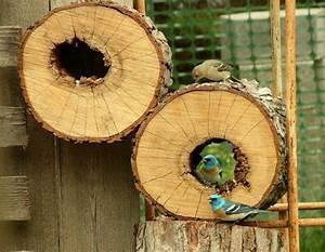 Que Faire Avec Un Rondin De Bois Ides En Photos