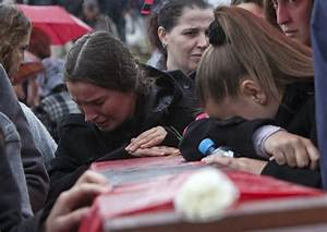 46 Kosovo Albanians Slain In 1999 Are Reburied Daily