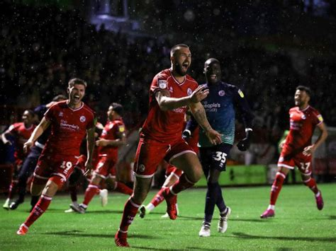 Crawley Town's Carabao Cup draw reaction: Mixed blessings ...