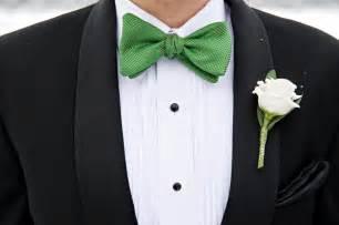 wedding ties weddings by color green black tie groom bow tie onewed