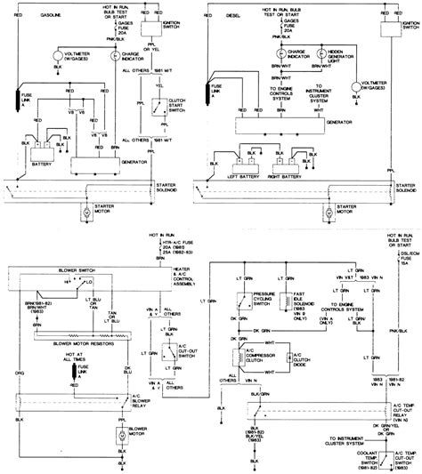 1979 Oldsmobile Fuse Diagram by Fuse Block Wiring Diagram For A 1981 Ford Truck F 350 Fixya