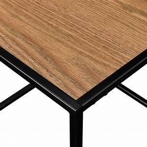Tisch Holz Metall : beistelltisch couchtisch holz metall tisch nachttisch wohnzimmer ebay ~ Somuchworld.com Haus und Dekorationen