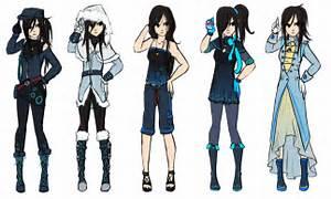 Pokemon outfits