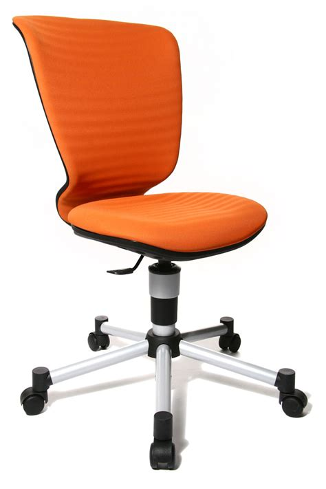 chaise bureau orange chaise bureau orange