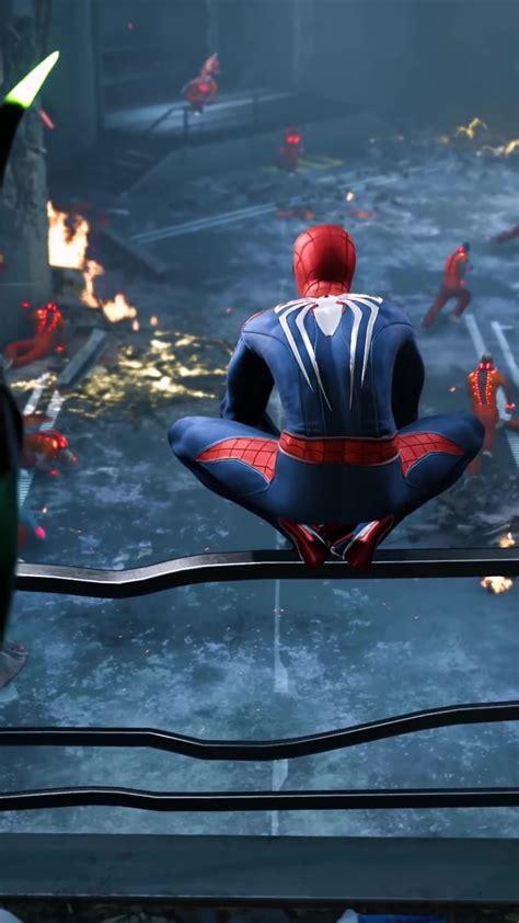 wallpaper marvels spider man   screenshot