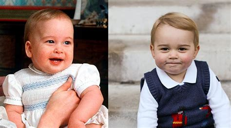 Prince George and Young Prince William Could Be Twins ...
