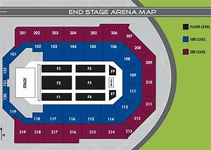 Citizens Bank Arena Seating Chart Seating Charts Citizens Business Bank Arena