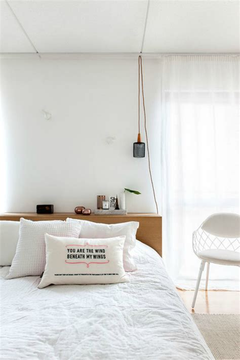 tips  styling  minimal bedroom