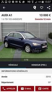 Voiture Occasion La Ravoire : la centrale voiture occasion android apps on google play ~ Gottalentnigeria.com Avis de Voitures
